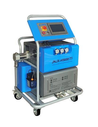 聚 噴涂設(she)備JNJX-H5600(T)PLC型